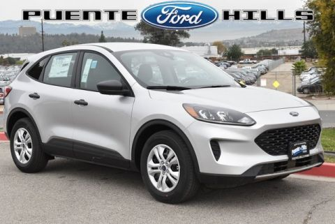 New 2020 Ford Escape S FWD 4D Sport Utility