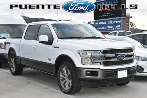 Pre-Owned 2019 Ford F-150 King Ranch 4WD 4D SuperCrew